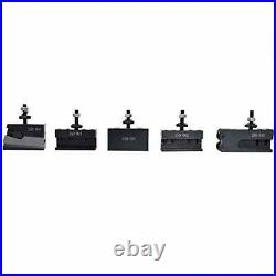 0XA Tool Post Set Wedge Type Quick Change Tool Post Set Steel Material For Mi