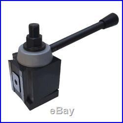 10-15'' Piston Quick Change Tool Set Post FR Aloris 200 BXA Boring Tool Hold