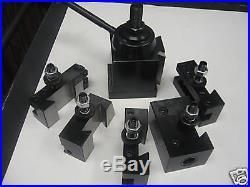 10-15 Quick Change Tool Post-6pcs/set-wedge Type