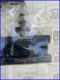 10-15 Wedge Type Quick Change Tool Post 8 Pcs/Set for 200 BXA, #0251-0228