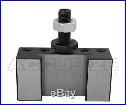 10 Pcs AXA Boring Turning&Facing Holder, Quick Change Tool Holder, #0250-0102x10