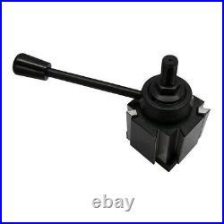13-18'' CXA 250-333 Wedge Type Quick Change Tool Post Set Lathe Tooling