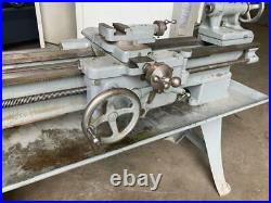 13 X40 South Bend Lathe WITH QUICK CHANGE TOOL POST TOOLS