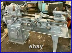 13 X 30 South Bend Lathe WITH QUICK CHANGE TOOL POST TOOLS