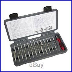 27 Piece LED Quick Change Terminal Tool Set LIS71750 Brand New