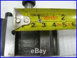 2 x Dickson S1 Type Quick Change Tool Post Holder Lathe Colchester Harrison Etc