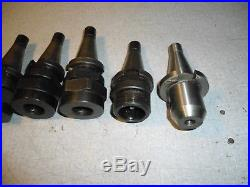30 NMTB Quick Change Tool Holder Lot of 15
