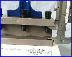 3 PCS BD25120 Turning Tool Holder 4 B2 B Multifix Quick Change Tool Post 540-311