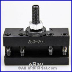 3 Pc Bxa Wedge Tool Post Intro Set Cnc Turning, Facing, & Boring Lathe Holders
