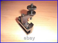 3 Wechselstahlhalter quick change holder n. EMCO8, Opti D480, RC 480