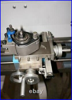 40 Position Quick Change Tool Post A1 Multifix Size A1 With AD1690 AH2090 Holder