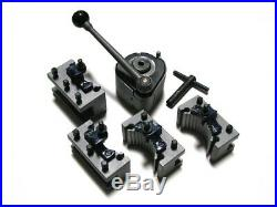 40 Position Quick Change Tool Post Holders Posts 6-13