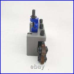 40 Position Quick Change Tool Post Multifix QCTP Size B2 & 4XBD32120 BH32130 Kur