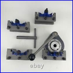 40 Position Quick Change Tool Post Multifix QCTP Size B2 with BD32120 BH32130