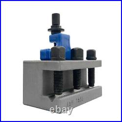 40 Position Quick Change Tool Post Type Ab Multifix Indexable for 135-260 Swing
