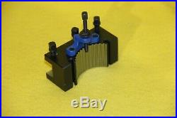 40-Position Quick Change Tooling System (Toolpost, Multifix-type)
