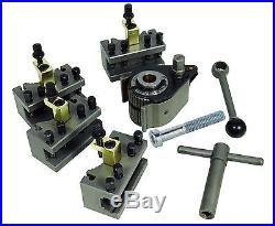 AaD1250 Turning Tool Holder for AA 40 position Multifix Quick Change Tool Post