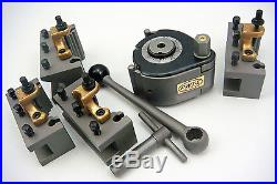 40 position Quick Change Tool Post system Multifix QCTP size E / ED20100