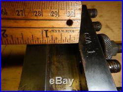 4 Genuine Aloris Quick Change Metal Lathe Turret Tool Holders Cxa 8 1 6 54