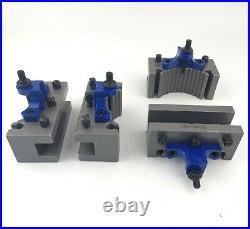 4 PCS ED20100 Turning Tool Holders 4 E5 Or E Multifix Quick Change Tool Post