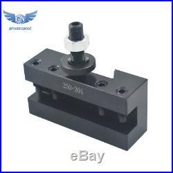 5Pcs New CXA #1 Quick Change 250-301 Tool Post Turning & Facing Holder
