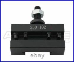 5 Pcs of AXA Boring Turning&Facing Holder, Quick Change Tool Holder #0250-0102x5