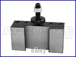 5 Pcs of CXA Turing and Facing Holder, Quick Change Tool Holder, #0250-0301x5