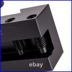 5pcs BXA #1 Quick Change Turning Facing + Boring Tool Post Holder 250-202 New
