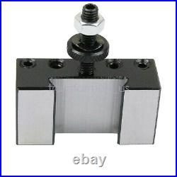 5pcs OXA #1 Quick Change Tool Post Turning & Facing Holder 250-001