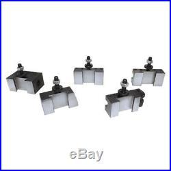 6-12'' Piston Quick Change Tool Set Post Set FR Aloris 100 AXA Boring Tool Hold