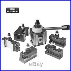 6 Piece Bxa-#200 Piston Type Quick Change Tool Post Set (3900-5920)