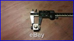 8mm watchmaker lathe Quick Change Tool Post QCTP