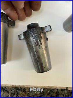 8pc Kwik Switch 300 Tool Holder Lot Milling Machine Quick Change Universal Eng