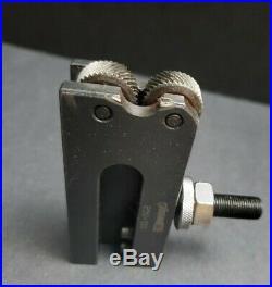 ALORIS AXA Quick Change Tool Holders & Phase II Knurling Tool Machinist Lathe