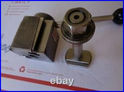 ALORIS BXA QUICK CHANGE TOOL POST AND HOLDER FITS DORIAN AND PHASE ll USA
