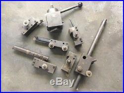 ALORIS Model DA (#5) Precision Tool Post Set