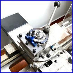 A type Quick change tool post for swing 150-300mm Lathe with AD2090 and AH 2085