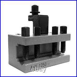 Aa Type Multifix Indexable Quick change tool post for Swing 120-220mm lathe
