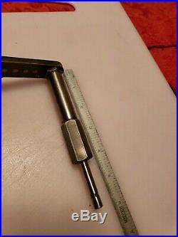Aircraft tools magnabon Pancake Drill Attachment 1/4-28 bit Quick-change