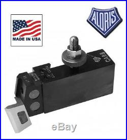 Aloris AXA-88 Quick Change Adjustable Threading Tool Holder