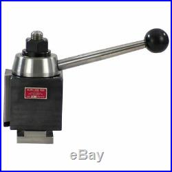 Aloris AXA Super Precision Quick Change Tool Post for Lathe Swing up to 12
