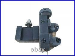 Aloris Axa-19 Quick Change Adjustable Knurling Tool Heavy Duty