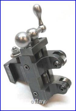 Aloris Axa-19 Quick Change Adjustable Knurling Tool Holder