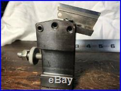 Aloris BXA8 Threading Tool Holder with Aloris P-6 Threading Tool