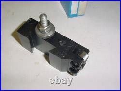 Aloris BXA-10 Quick Change Knurling Tool Holder