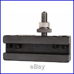 Aloris Bxa #13 Extension Tool Holder Quick Change 1/4-5/8 Capacity USA