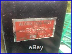 Aloris Bxa Tool Post Quick Change USA