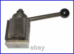 Aloris Bxa Wedge Type Quick Change Tool Post Set USA Made 10-15 Swing