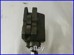 Aloris CA10 CA-10 Quick Change Knurling Tool Holder. 2-Sets knurls USED
