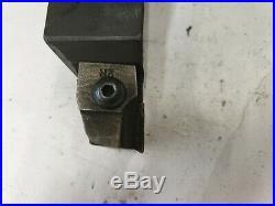 Aloris CA16N CA-16N Quick Change Facing Turning Tool Post Holder